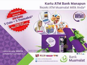 rejeki ATM Bank Muamalat